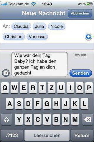SMS Witze