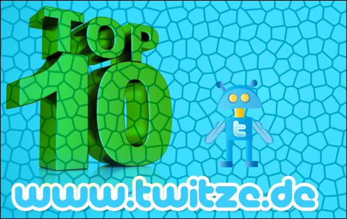 Top 10 Witze